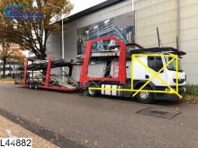 semi reboque Lohr Middenas Eurolohr Car transporter, Combi