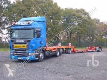 tractora semi portamáquinas Scania