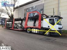 naczepa do transportu samochodów używany