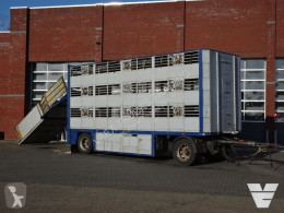 reboque Cuppers LVA 10 10 ZD 3Stock Livestock trailer