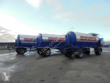 Burg food tanker trailer