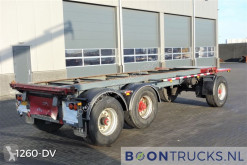 n/a WU 10-18 CKA 20FT CONTAINERCHASSIS trailer