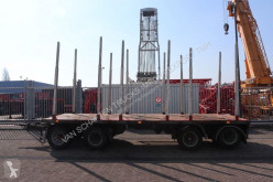 remorque nc 4AXLE TIMBER TRANSPORT