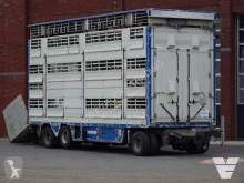 ремарке камион за превоз на едър рогат добитък Pezzaioli