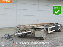 Floor container trailer