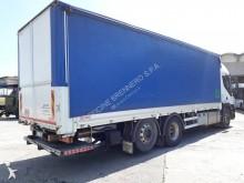 conjunto rodoviário Iveco caixa aberta com lona Stralis AT 260 S 42 Y/PS Euro 5 plataforma rectaguarda usado - n°2762837 - Foto 12