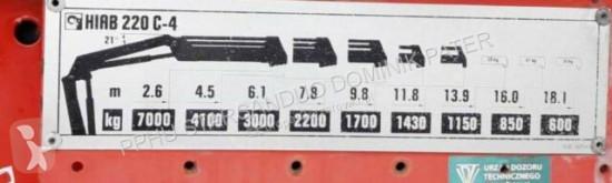 Zobaczyć zdjęcia Zestaw drogowy Volvo FM 380 4x4 HIAB 220 C 4 Cran Kran