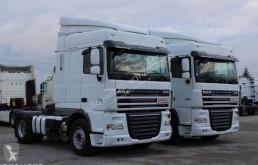 Bekijk foto's Vrachtwagencombinatie DAF XF 105.460 / LODÓWKA/ 2 ZIBIORNIKI /SPACE CAB /**SERWIS**/ STAN IDEALNY /