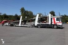 View images Mercedes tractor-trailer