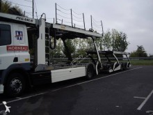 used DAF CF85 car carrier tractor-trailer 460 4x2 Euro 5 - n°2895620 - Picture 2