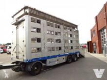 ensemble routier nc bétaillère bovins RM25 4Stock Livestock trailer occasion - n°2933365 - Photo 2
