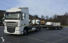 ensemble routier DAF XF 105.460 E5 6x2 Manual + Przyczepa