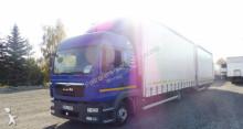 zestaw drogowy MAN TGL 8.220 używany - n°3050626 - Zdjęcie 2