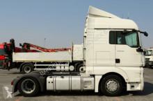 Zobaczyć zdjęcia Zestaw drogowy MAN TGX 18.440 / XLX / EURO 5 / LOW DECK / MEGA /