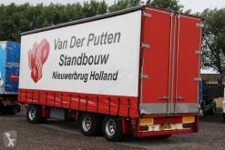 Voir les photos Remorque Van Hool 3 assige schuifzeil aanhanger!