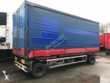 ensemble routier nc porte containers MV 200 C7E MET SCHUIFDAK EN BORDEN occasion - n°2520952 - Photo 3