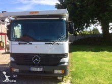 ensemble routier Mercedes porte voitures Actros 1831 4x2 Gazoil Euro 3 occasion - n°2716270 - Photo 3