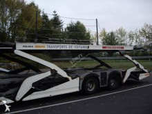 used DAF CF85 car carrier tractor-trailer 460 4x2 Euro 5 - n°2895620 - Picture 3