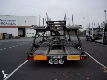 used DAF CF85 car carrier tractor-trailer 460 4x2 Euro 5 - n°2895620 - Picture 4