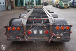 Voir les photos Ensemble routier Floor Container aanhanger 3-assig/ liftas