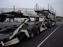 used DAF CF85 car carrier tractor-trailer 460 4x2 Euro 5 - n°2895620 - Picture 5