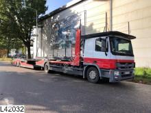 Voir les photos Ensemble routier Lohr Middenas Multilohr, EURO 5, Retarder, Airco, Cartransporter, Powershift, Combi
