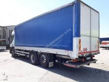 conjunto rodoviário Iveco caixa aberta com lona Stralis AT 260 S 42 Y/PS Euro 5 plataforma rectaguarda usado - n°2762837 - Foto 6