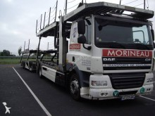 used DAF CF85 car carrier tractor-trailer 460 4x2 Euro 5 - n°2895620 - Picture 6