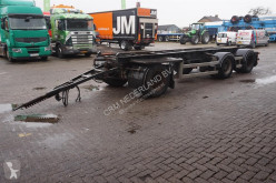 View images N/a Container aanhanger 3-assig/ liftas tractor-trailer
