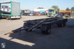 Voir les photos Remorque nc Aanhangwagen 3-assig/container systeem
