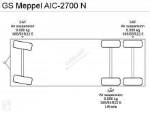 Vedere le foto Autoarticolato nc AIC-2700 N