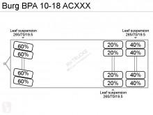 Voir les photos Remorque Burg BPA 10-18 ACXXX