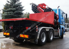 View images MAN TG 510 A 6x4 HMF ODIN Kran WINCH tractor-trailer
