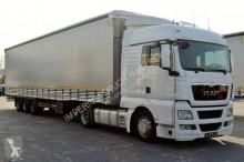 Zobaczyć zdjęcia Zestaw drogowy MAN TGX 18.440/XLX/LOW DECK+ SCHMITZ MEGA VARIOS /