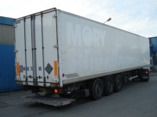 Samro Fourgon + HE semi-trailer