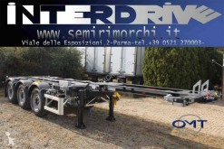 semirimorchio portacontainers Trailer Company