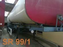 semirimorchio cisterna prodotti chimici usato