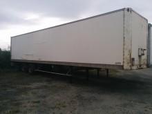 semirremolque furgón caja polyfond Fruehauf