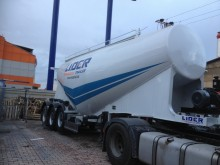 Lider 2015 New Bulk Cement Trailer (35 M³) semi-trailer