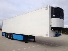 Mirofret multi temperature refrigerated semi-trailer