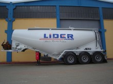 Lider 29 M3 Bulk Cement Trailer