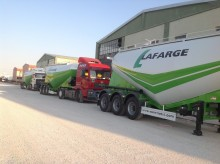 Lider 45 M3 Bulk Cement Trailer