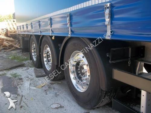 Schmitz Cargobull SCS 24/L semi-trailer