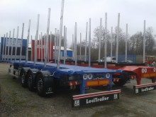Lecitrailer timber semi-trailer