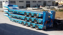 Lider Low Bed Semi Trailer (2-8 Axles)