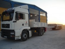 semi remorque Lider EXTENDABLE FLATBED SEMI TRAILER