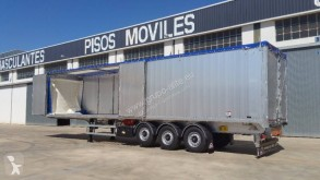 new moving floor semi-trailer