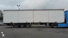 semirremolque furgón pared rígida plegable usado
