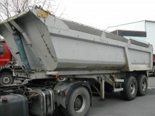 Castera tipper semi-trailer