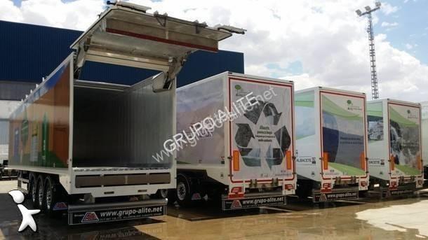 View images Alite FONDO MOVIL ESTANCO RSU ALITE semi-trailer